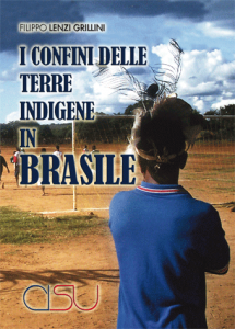 """Immagine della copertina del libro """"I confini delle terre indigene in Brasile"""""""